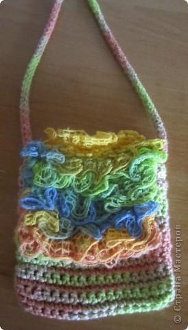 сумочка для телефона фото 1