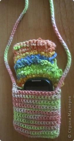 сумочка для телефона фото 2