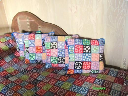 Подушки. фото 1