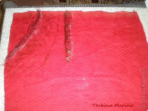 МК  по наволочке для подушки диванной с йорком. фото 4
