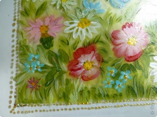 Сюжет нарисовался   от этих цветочков фото 1
