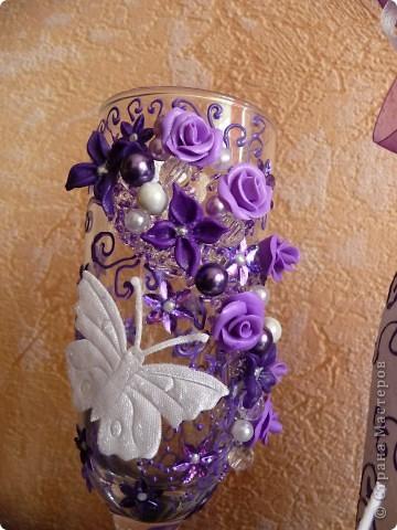 """Свадебные наборы """"Бабочки"""" фото 5"""