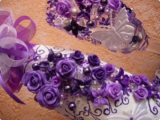 """Свадебные наборы """"Бабочки"""" фото 4"""