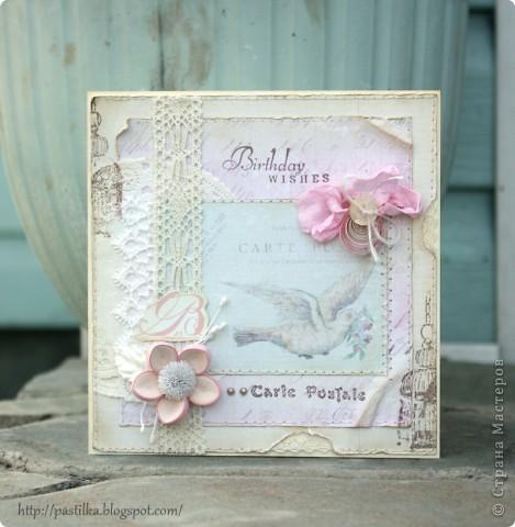 "Открытка ""Carte Postale"" фото 1"