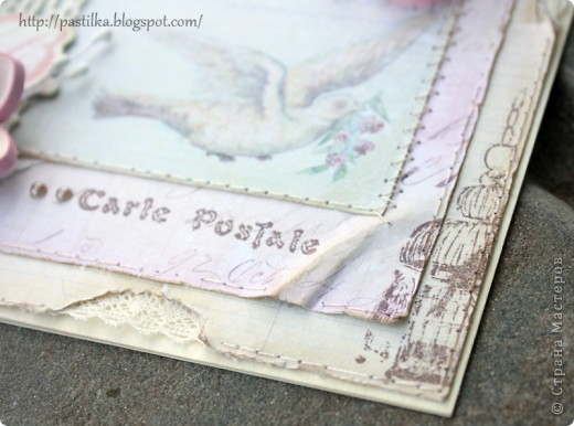 "Открытка ""Carte Postale"" фото 2"