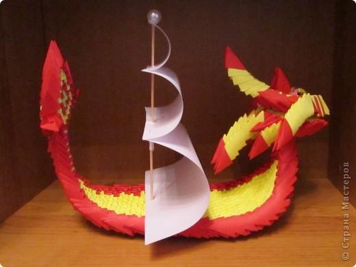 Дралод(лодка-дракон) фото 2