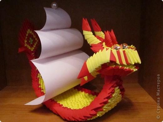 Дралод(лодка-дракон) фото 6