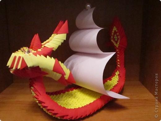 Дралод(лодка-дракон) фото 4