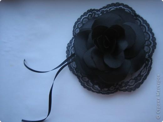 Броши Розы фото 1