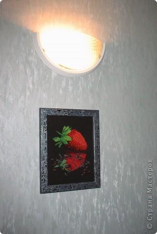 Клубника. Отражение фото 1