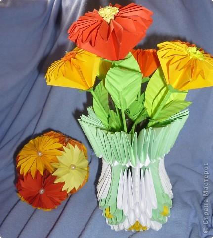Ноготки-оригами фото 2