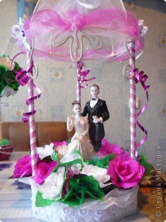 презент куме на годовщину свадьбы.( у нас день рождения мой, годовщина свадьбы у кумы и свадьба у подруги в один день была.) фото 5