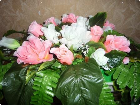презент куме на годовщину свадьбы.( у нас день рождения мой, годовщина свадьбы у кумы и свадьба у подруги в один день была.) фото 7