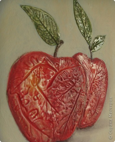 "Триптих ""Яблочки"" фото 1"