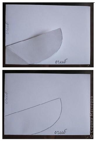 Всем доброго времени суток! Предлагаю вам в очередной раз сделать открытку оригинальной формы в виде Божьей коровки. Если вам понравилась открытка, то оставьте свои комментарии, пожалуйста.  фото 4