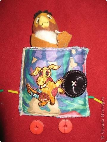 Вот и я,наконец, сшила развивающий коврик своим мальчишкам. Спасибо, большое за вдохновление Хвостики http://stranamasterov.ru/user/31099 и Дюй http://stranamasterov.ru/user/68700  фото 11