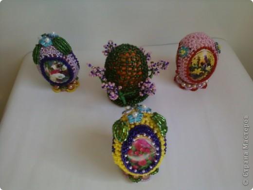 Пасхальные яйца фото 6