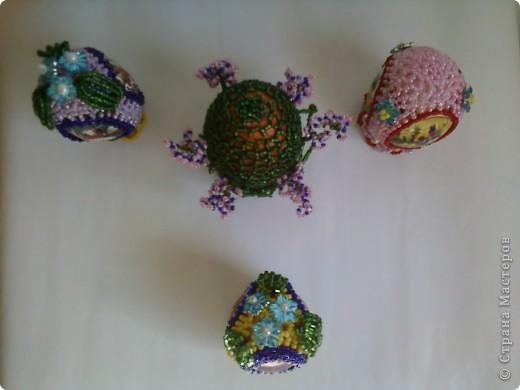 Пасхальные яйца фото 7