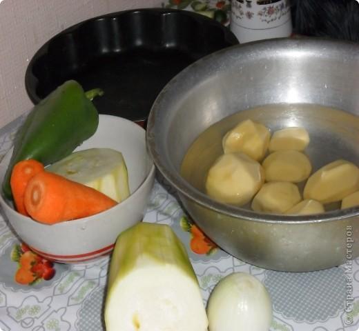 Здравствуйте, жители Страны Мастеров! Поэкспериментировав на кухне, у нас получилась вот такая вкусная запеканка.  фото 2