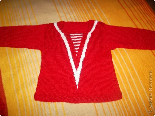 Скоро осень... Вот и готов костюмчик для внучки на 3 годика. фото 2