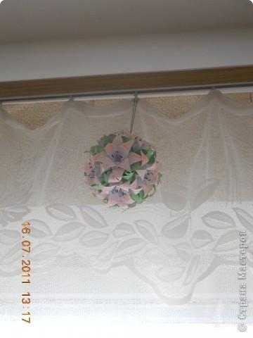 Белые лилии. фото 1