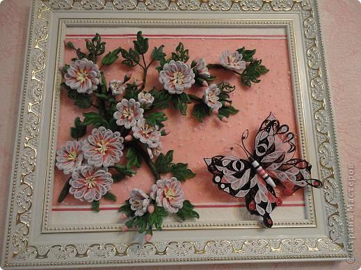 Вот такая картина теперь красуется в комнате моей дочечки. фото 1