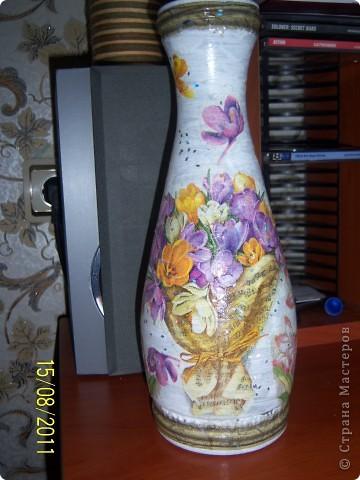 очередная ваза