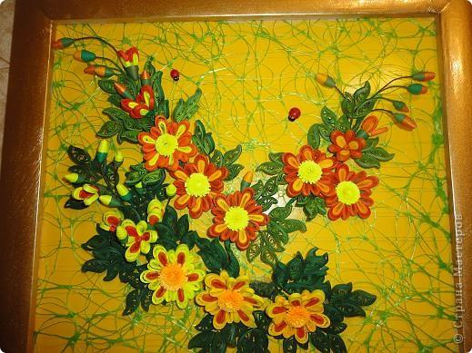 Благодаря МК Ларисы Засадной,и у меня на стене красуются рыжики фото 5