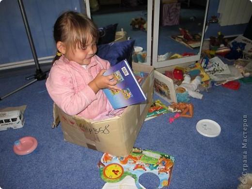 Жил-был человек в коробке. фото 7