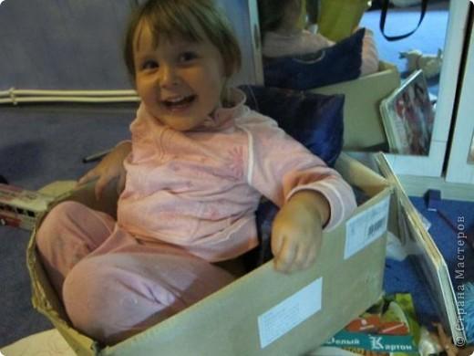 Жил-был человек в коробке. фото 1