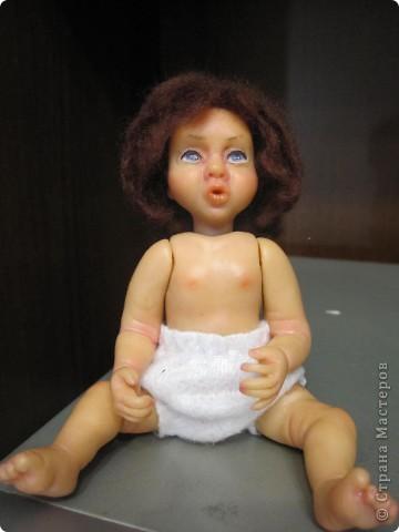 Вдохновившись Алисой Twins,создала вот такую Ляльку фото 3