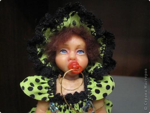 Вдохновившись Алисой Twins,создала вот такую Ляльку фото 1