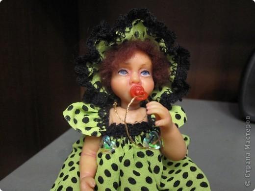 Вдохновившись Алисой Twins,создала вот такую Ляльку фото 4