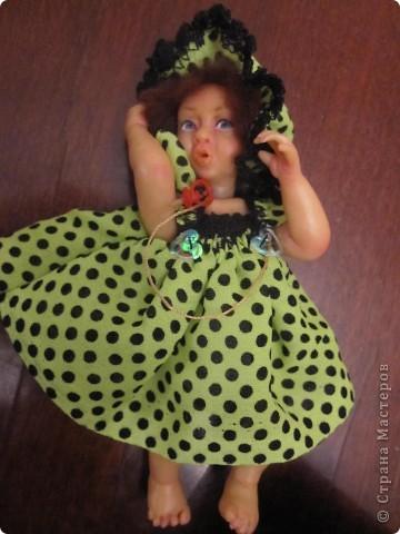 Вдохновившись Алисой Twins,создала вот такую Ляльку фото 6