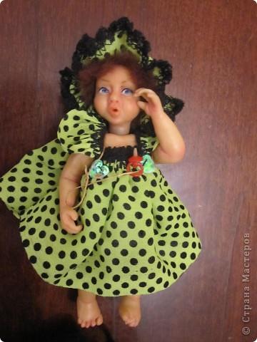Вдохновившись Алисой Twins,создала вот такую Ляльку фото 7