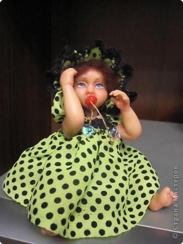 Вдохновившись Алисой Twins,создала вот такую Ляльку фото 9