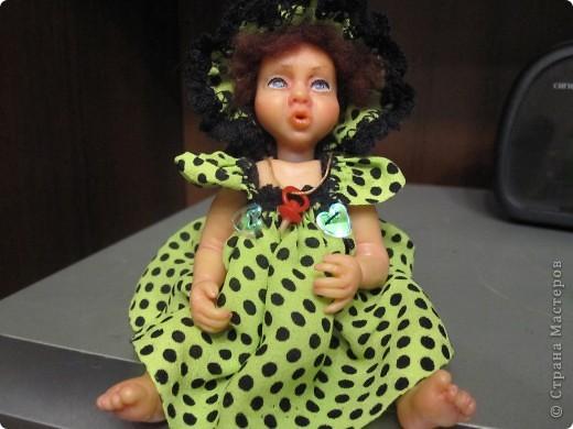 Вдохновившись Алисой Twins,создала вот такую Ляльку фото 8