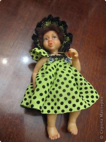 Вдохновившись Алисой Twins,создала вот такую Ляльку фото 5