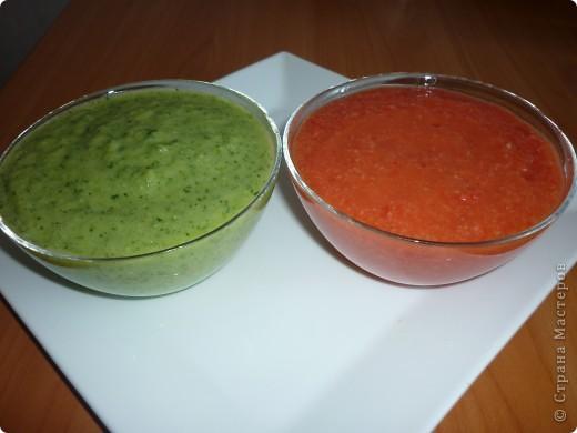 Гаспачо популярен в Испании так же как у нас окрошка.Этот суп очень спасает в жару.И наверно будет интересен тем ,кто следит за фигурой. фото 4