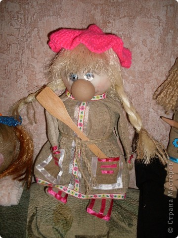 Марья- домовушка. фото 1