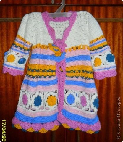 Пальто для дочечки фото 2