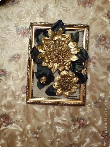 Панно цветы фото 5