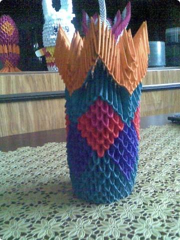 ваза которую я придумала фото 1