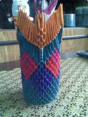 ваза которую я придумала фото 2