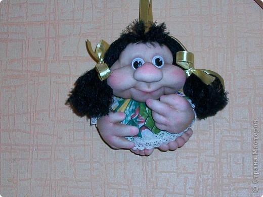 Мой первый попик Алиска фото 2