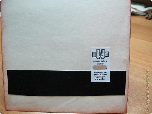 Честно говоря, обидно стало за черную бархатную бумагу - ну никогда ее не используют в открытках! А так благородно она смотрится! фото 8