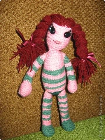 Кукла Инесса фото 3