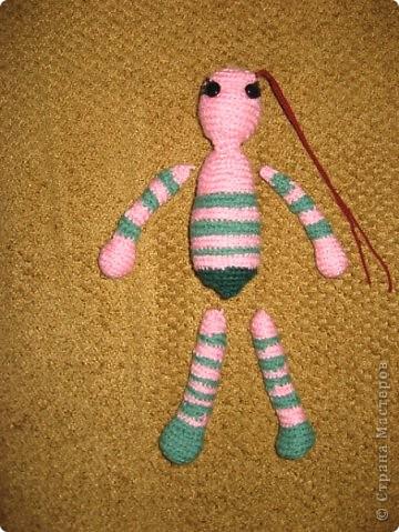 Кукла Инесса фото 2