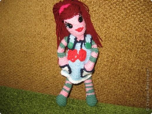 Кукла Инесса фото 1