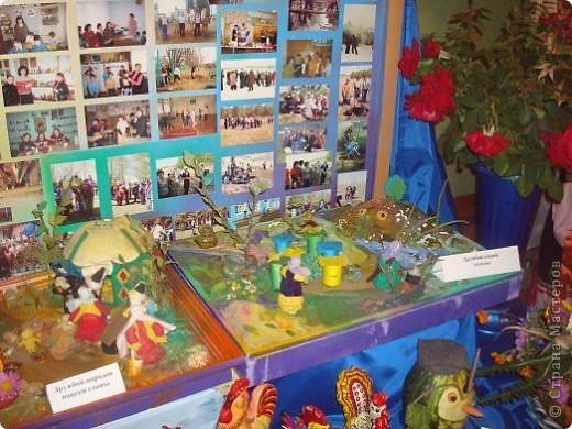 Сегодня, 25 августа 2011 года, прошла очередная августовская конференция учителей. Как всегда в этот день выставляются творческие работы детей и учителей школ. Я побывала на выставке в одном из районов Башкирии и хочу показать вам некоторые работы с выставки фото 15